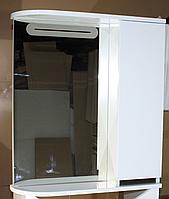 Шкафчик с зеркалом 60 см