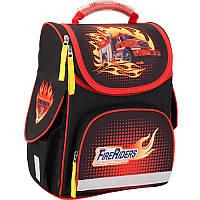 "Рюкзак ортопедический каркасный Kite ""Fire Riders"" GO17-501S-6"