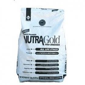 Nutra Gold Breeder для собак всех пород и возрастов, 1кг