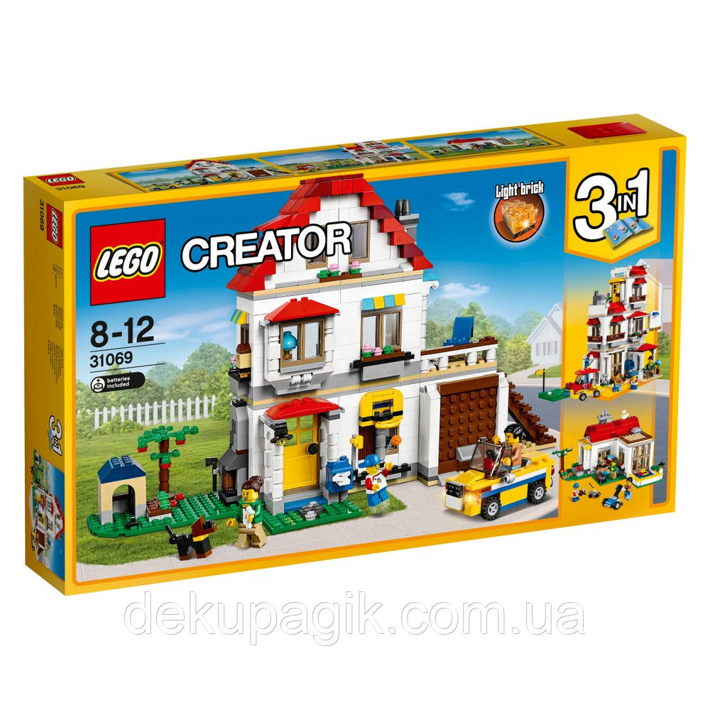 Lego Creator Загородный дом 31069