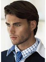 Мужская модель парика. Натуральный волос