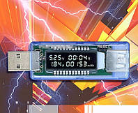 USB тестер, ЮСБ тестер KEWEISI KWS-V20