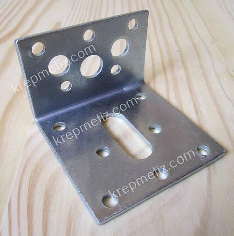 Уголок регулируемый KR 60x40x60x2,5