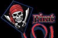 Ромбовидный воздушный змей Пират, Paul Guenter