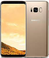 Смартфон Samsung SM-G955F (Galaxy S8+ 64GB) DUAL SIM GOLD, SM-G955FZDDSEK