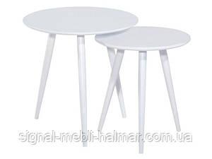 Журнальный столик Cleo SIGNAL (в комплекте два столика)