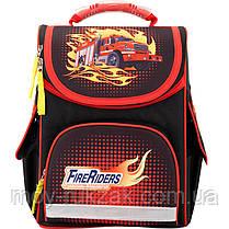 "Рюкзак ортопедический каркасный Kite ""Fire Riders"" , фото 2"