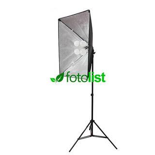 Набор постоянного диодного света Arsenal LED SLH-5070-4, 4х12w, 600 Вт, 5500К