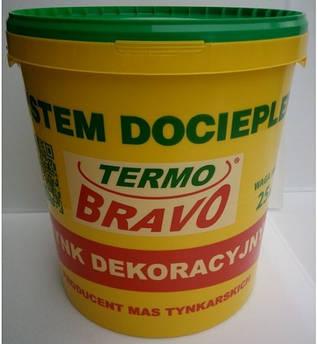 Termo Bravo гранитно мраморная штукатурка (крошка ТермоБраво)