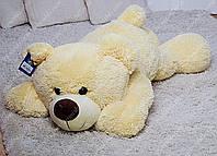 Лежачий мишка 120 см.Мягкая ирушка.Плюшевый мишка.Мягкая игрушка украина.игрушка медведь