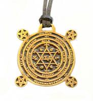 Ключ Соломона защитный магический круг от зловредных духов и неожиданностей