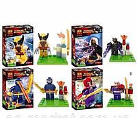 Конструктор Bela серия Super Heroes 10287-10290 4 видов (аналог Lego Super Heroes)