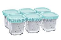 Набор баночек для йогуртницы Tefal XF100032 (6шт.)