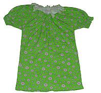 Блузка для девочки, подростковая, 100 % хлопок. р.р.26-44