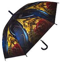 Силиконовый зонт-трость 429-3 Paris