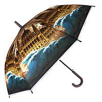 Силиконовый зонт-трость 429-5 Rome