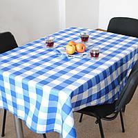 Скатерть хлопок Scotland blue 140х180см SoundSleep
