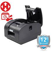 ✅ Xprinter XP-C58N Принтер чеков с автообрезкой 58mm USB версии