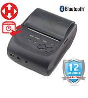 ✅ Jepod JP-5802LYA Портативный принтер чеков (58 мм) Android-Bluetooth, фото 1