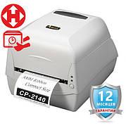 ✅ Argox CP-2140M Термотрансферный принтер для этикеток, фото 1