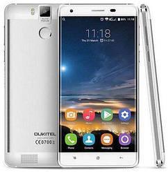 Смартфон OUKITEL K6000 Pro silver 3/32 Gb, MTK6753 IP64