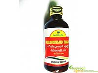 Масло для волос Нилибрингади Нагарджуна, Neelibhringadi Coconut Oil Nagarjuna, Аюрведа Здесь
