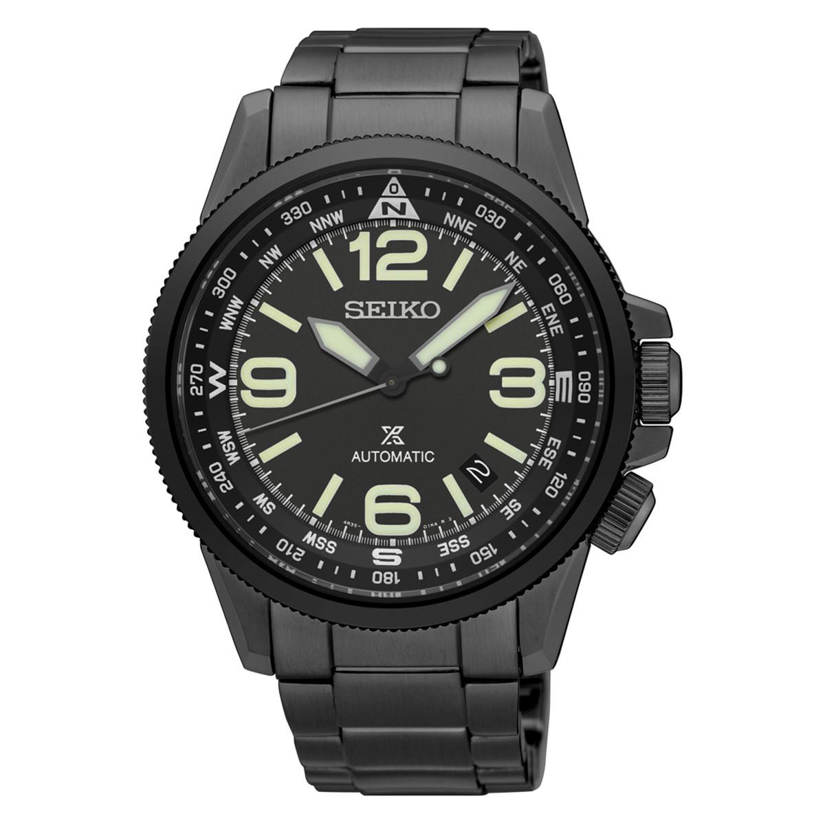Часы Seiko SRPA73K1 Prospex 4R35 Automatic