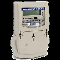 Многотарифный однофазный счетчикCE102-U S6 145-AV Энергомера