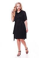 Платье женское Берта черное