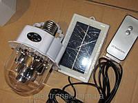 Лампа светодиодная на солнечной батарее 22 светодиода