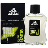 Adidas Pure Game EDT 100ml (ORIGINAL)