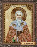 Набор для вышивки бисером Святой Григорий