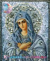 Алмазная вышивка 24х20 икона Богоматерь