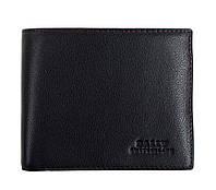 Мужской бумажник Bally Swetzerland BLG-015 черный