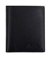 Мужской бумажник Bally Swetzerland BLG-938 черный