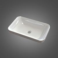 Раковина из литого камня Fancy Marble (Буль-Буль) Aino (2905101)