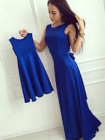 Платье дочка Синева