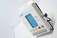 Внешний аккумулятор Power Bank 5400mAh + MP3 плеер