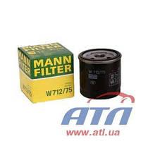 W712/75 Фильтр маслянный
