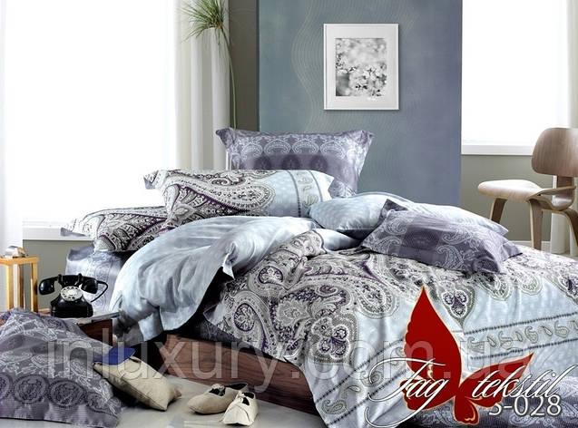 ТМ TAG Комплект постельного белья с комп. S028, фото 2