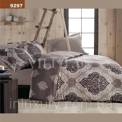 """Комплект постельного белья """"Viluta-Ранфорс"""", евро №6, фото 2"""