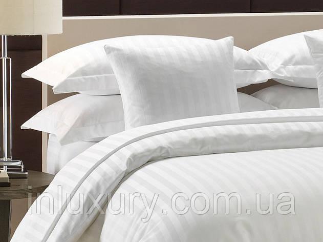 """Комплект постельного белья """"Viluta-сатин Страйп"""", евро №6, фото 2"""