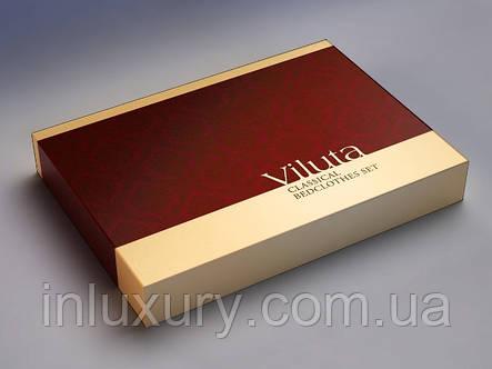 """Комплект постельного белья """"Viluta-сатин Люкс"""", двуспальный, фото 2"""