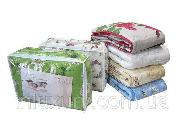 """Одеяло стеганое полушерстяное """"Vladi"""" облегченное (170x210), фото 2"""