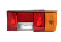 Корпус фонаря с рассеивателем ВАЗ 2108-21099 левый