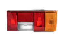 Корпус фонаря с рассеивателем 2108-21099 левый