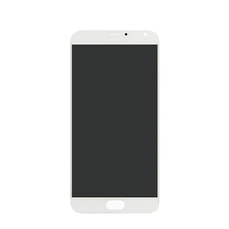 Дисплей (LCD) Meizu MX5 с сенсором белый