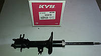 Амортизатор Авео KYB передний левый газ(c ABS)