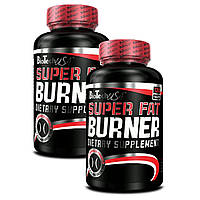 Жиросжигатель Super Fat Burner 120 tabs BioTechUSA