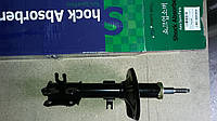 Амортизатор Авео передний левый масло (c ABS) PM